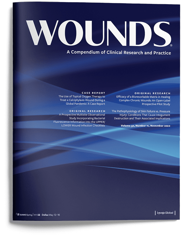 Wounds Magazine Cover